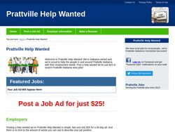Prattville Help Wanted Jobs